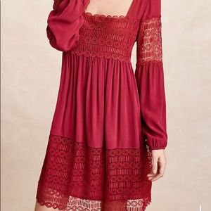 Aveline Lace Dress